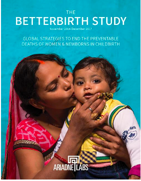 Global strategies to end the preventable deaths of women & newborns in childbirth